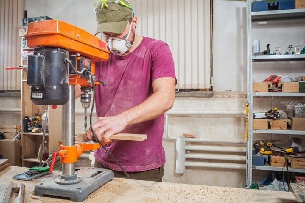 8 Best Drill Presses Under $200 -1