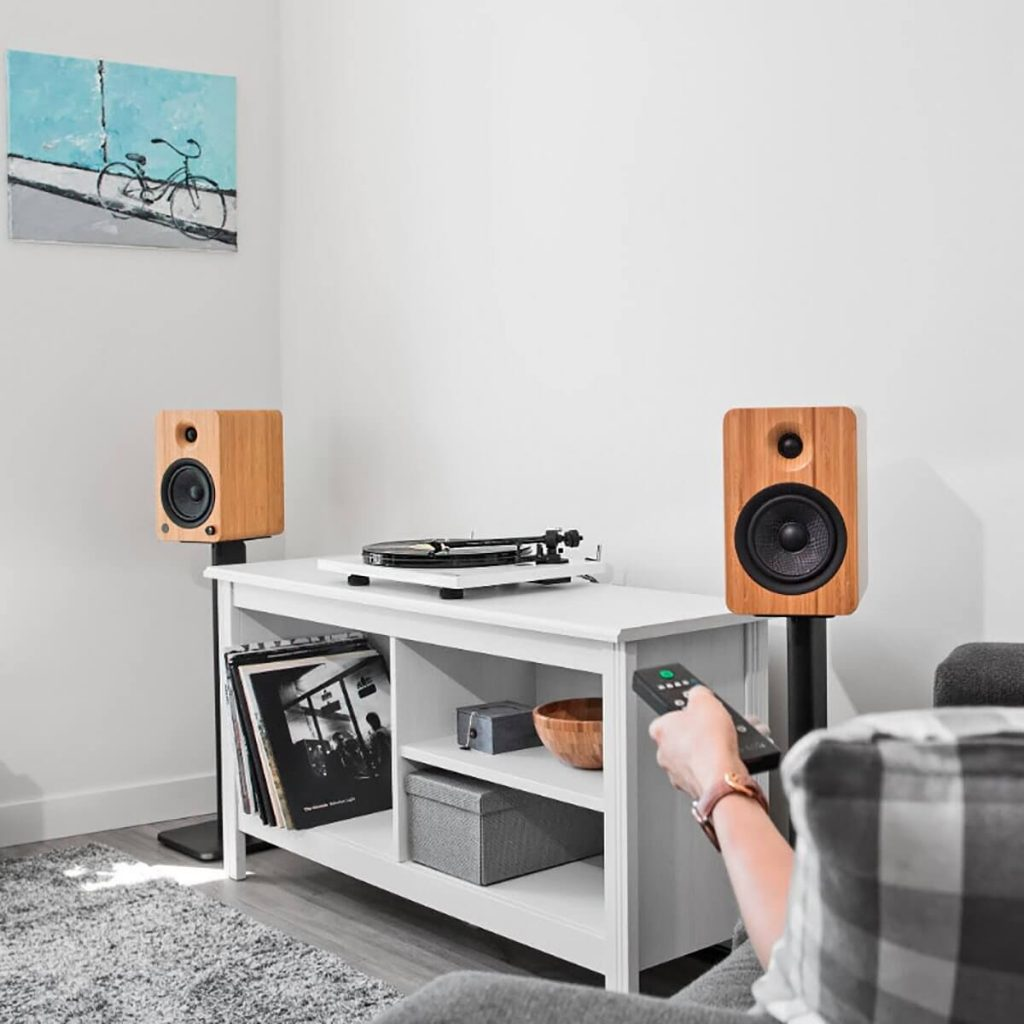 12 Best Speaker Stands – Enjoy the music to the full-2