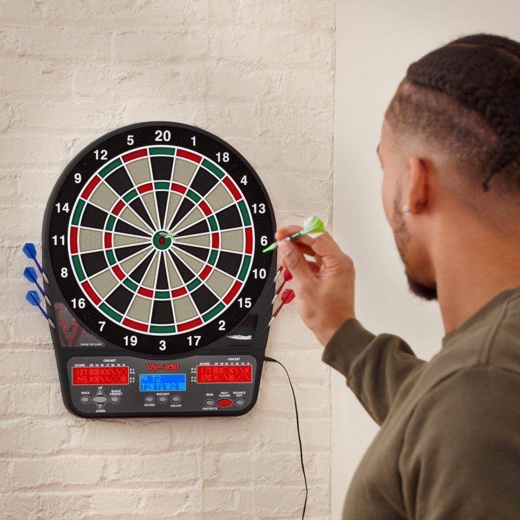 Best Electronic Dartboards -4